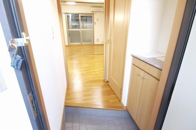 ロイヤルシティ- AYA 01030号室の玄関