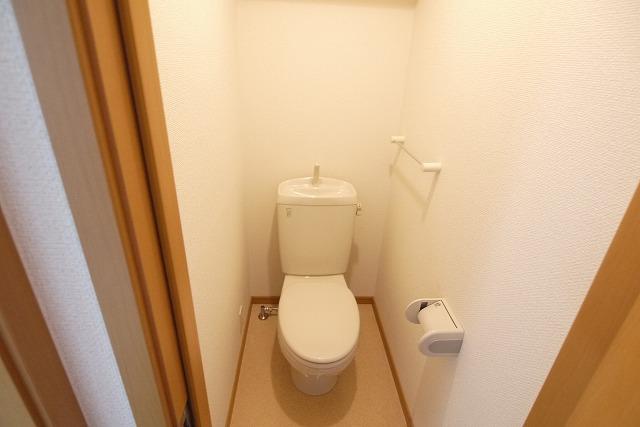 ロイヤルシティ- AYA 01030号室のトイレ