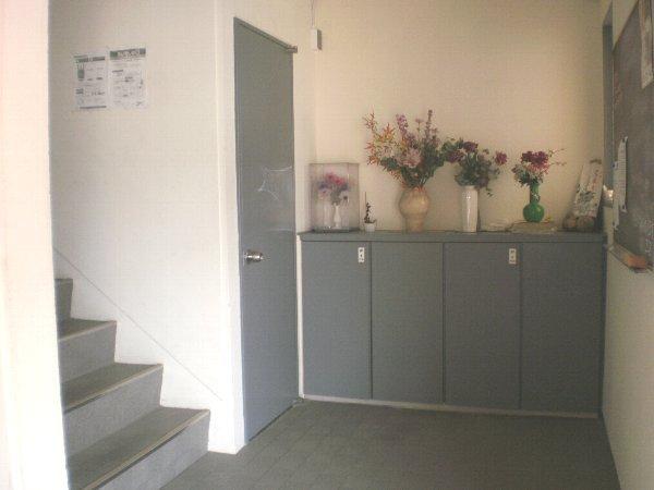 ロイヤルハイツナカムラ 101号室の洗面所