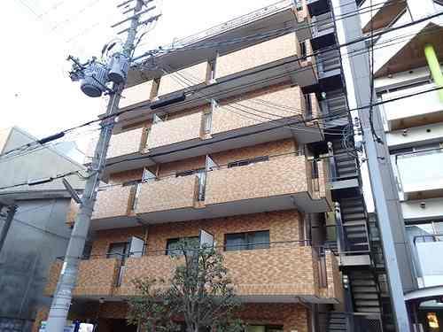 ライオンズマンション京都三条第2 204号室の外観