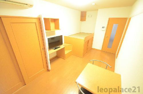 レオパレス州見台 103号室の風呂
