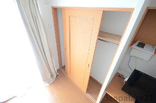 レオパレス州見台 209号室のキッチン