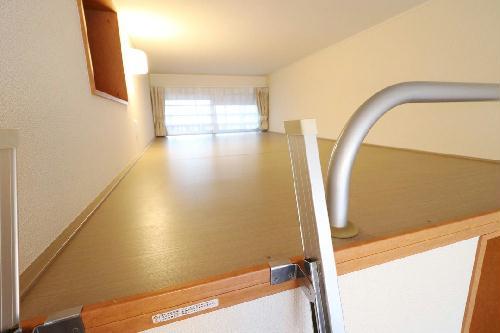 レオパレスアムール 206号室のベッドルーム