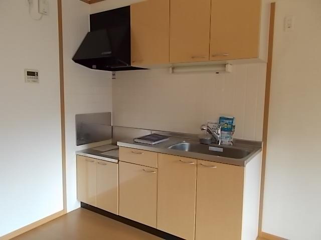 レガート鹿遊館 03020号室のキッチン