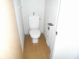 メゾンアスカ 202号室のトイレ
