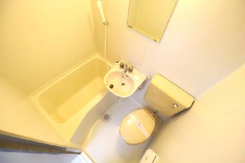 レオパレス竹鼻第2 202号室の風呂