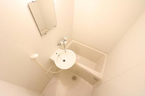 レオパレス州見台 105号室の風呂