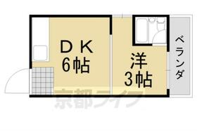 第1レジデンス春田・131号室の間取り