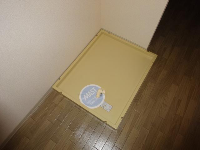 ポルコスピーノK 201号室の設備