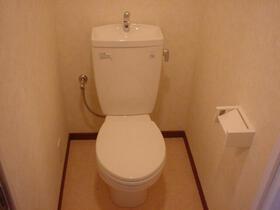 珠光ビル西洞院 703号室のトイレ