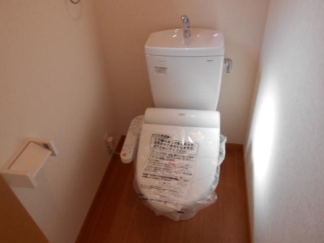 メゾン朝月 205号室のトイレ