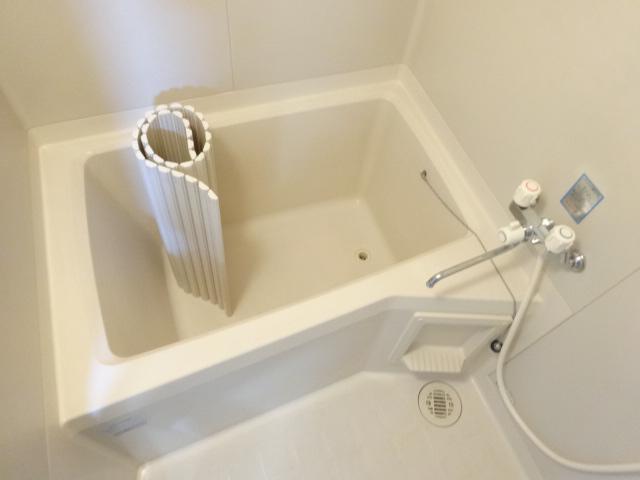 フレグランス井上 202号室の風呂
