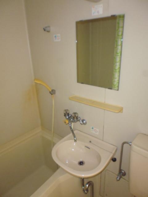 ハイツジュン 301号室の洗面所