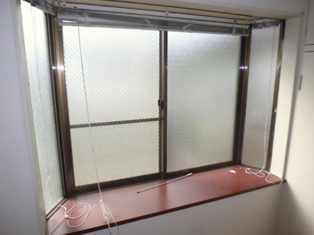 ハイツジュン 301号室のバルコニー