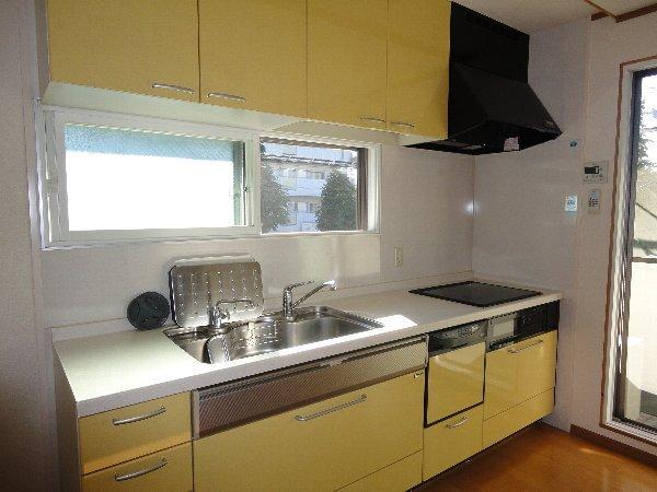 mity桂(ミティ桂) 2F号室のキッチン