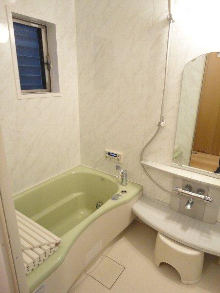 mity桂(ミティ桂) 2F号室の風呂