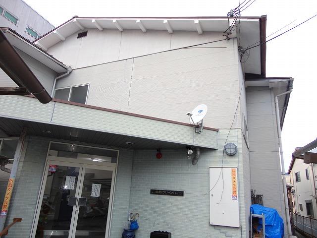 第一中原グリーンハイツ 102号室の外観