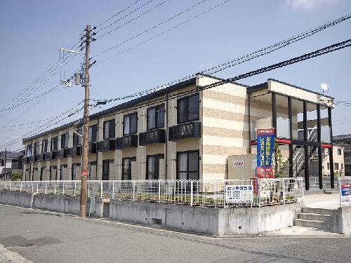 レオパレス州見台の外観