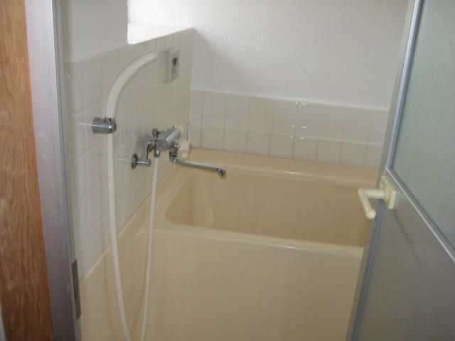 藤栄荘 7号室の風呂