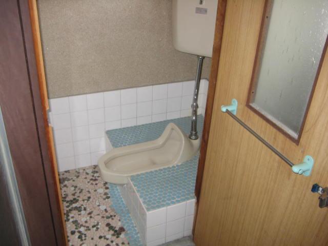 藤栄荘 2F10号室の風呂