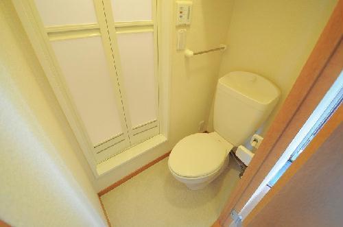 レオパレスかどの 107号室のトイレ