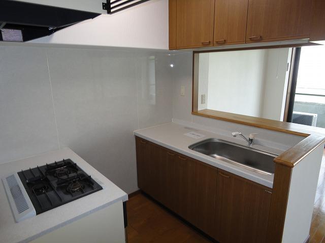 レグルス京都 308号室のキッチン
