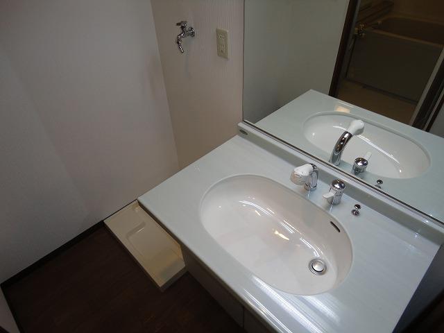 レグルス京都 308号室の風呂