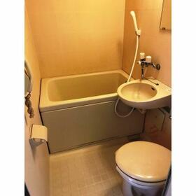 デトムワン三条通 408号室の風呂