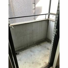 デトムワン三条通 408号室のバルコニー