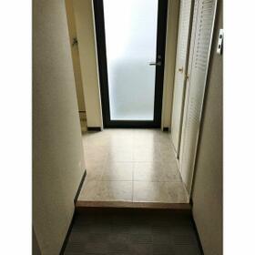 デトムワン三条通 408号室の玄関
