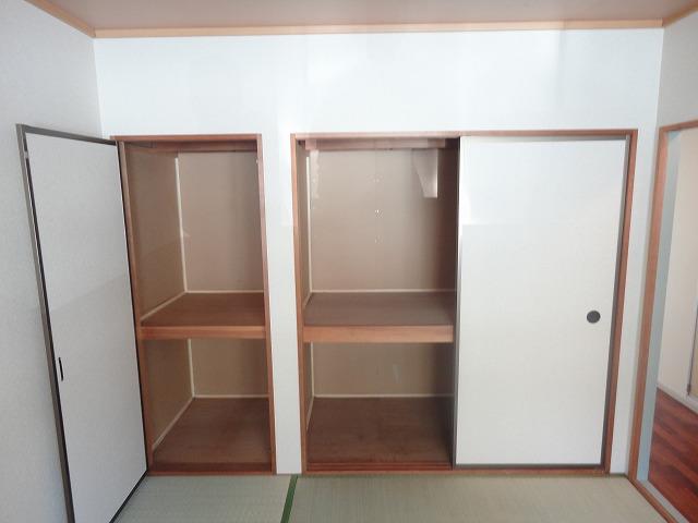 プレジールK 105号室の収納