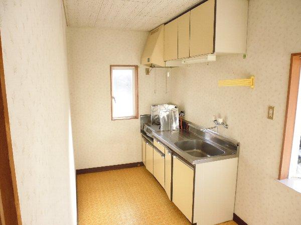 長曽ハイツⅠ 6号室のキッチン