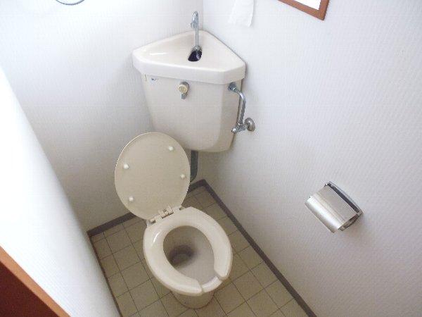 長曽ハイツⅠ 6号室の風呂