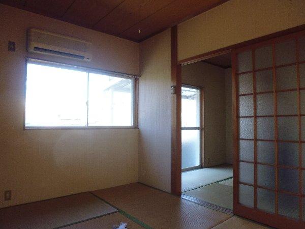 長曽ハイツⅠ 6号室のトイレ