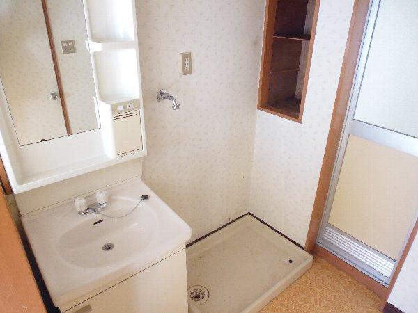 長曽ハイツⅠ 6号室の玄関