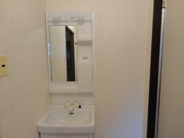 エバーグリーン嵐山 405号室の洗面所