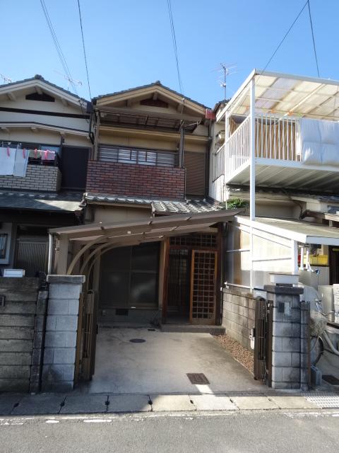 桂上野西町戸建の外観