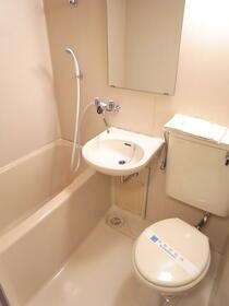 デイジーコート 302号室の風呂