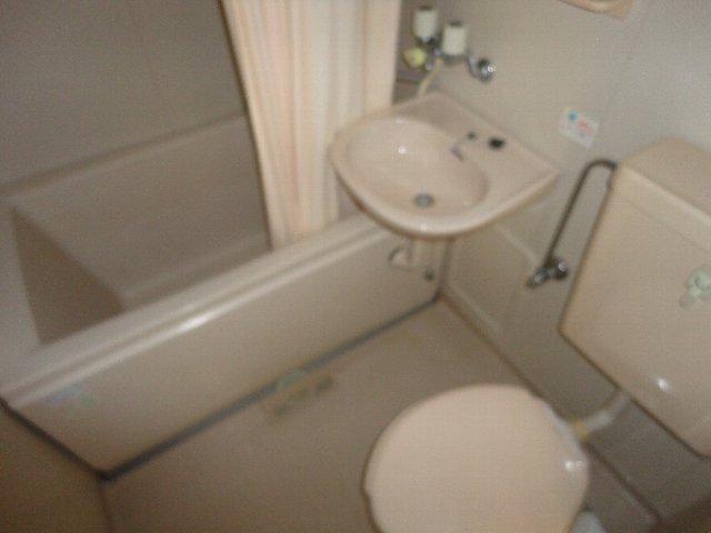 グリーンピア大枝 302号室の風呂