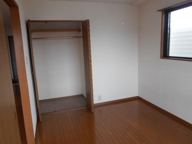 ファミールさわだ 402号室の収納