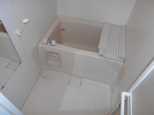 ファミールさわだ 402号室の風呂