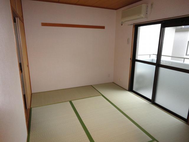 ヴェルデ三番館 103号室のセキュリティ