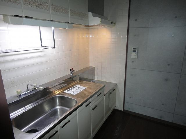 ヴェルデ三番館 103号室のキッチン