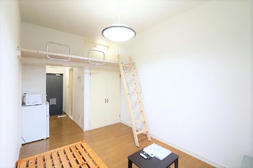 レオパレス西陣B 105号室のキッチン