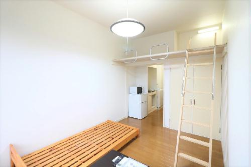 レオパレス西陣B 105号室の風呂