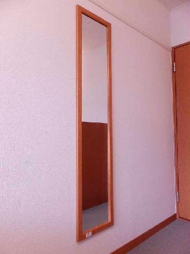 レオパレスアルモニ1番館 203号室のキッチン