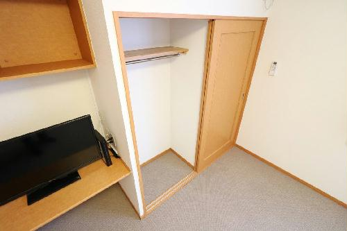 レオパレスDeerFieldⅡ 204号室の収納
