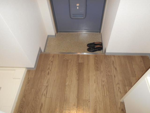 フローラビュー赤マンマ 103号室の玄関