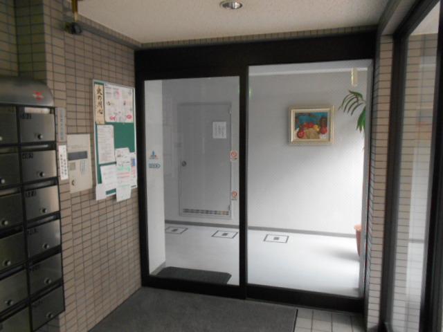 フローラビュー赤マンマ 103号室のセキュリティ