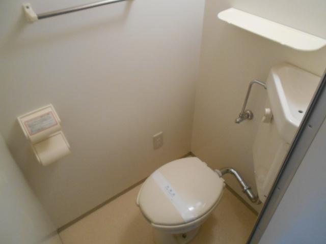 フローラビュー赤マンマ 103号室のトイレ